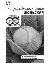 КАПУСТА Б/К ИЮНЬСКАЯ (б/п) 0,5г/20