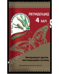 ЛЕПИДОЦИД Зеленая Аптека 4мл/150