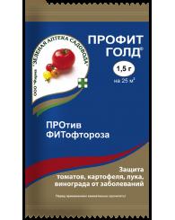 ПРОФИТ ГОЛД Зеленая Аптека 1,5г/200