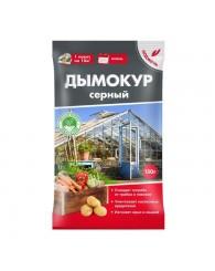 ШАШКА ДЫМОКУР СЕРНЫЙ Биомастер 150г/10