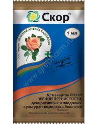 СКОР Зеленая Аптека 1мл/200