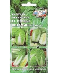 КАПУСТА ПЕКИНСКАЯ (С) ПЕРВЫЕ ВИТАМИНЫ 0,3г/10
