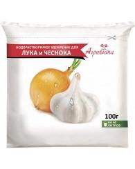 """УДОБРЕНИЕ АГРОВИТА """"ЛУК И ЧЕСНОК"""" 100г/50"""