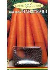 МОРКОВЬ В ГРАНУЛАХ НАНТСКАЯ 300шт/20
